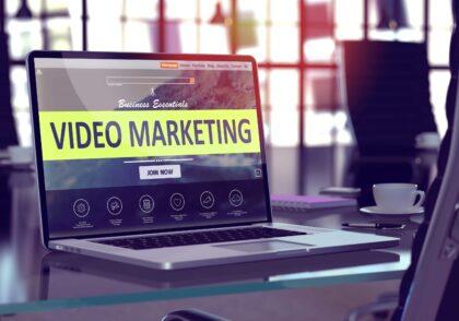 بازاریابی ویدئویی یا ویدئو مارکتینگ ابتکاری نو