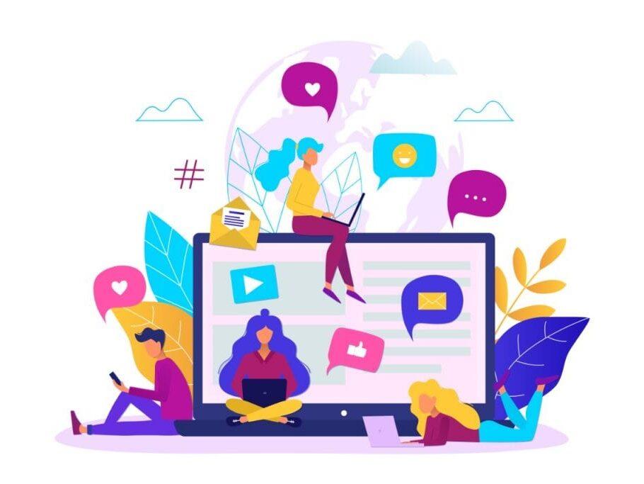 تعامل در شبکه های اجتماعی یا محاسبه نرخ اینگیجمنت چیست؟